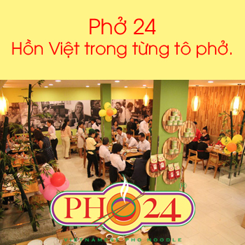 Phở24 - New Product Launch